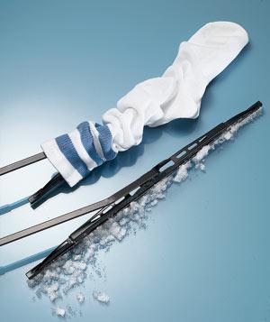 Winter Windshield Wiper Solutions